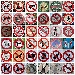 Image of No's