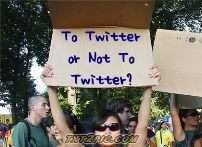 Twitter or not?