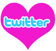 Image of Twitter heart