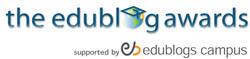 Image of Edublogs awards