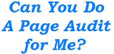 Image of page audit plead