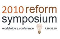 Reform Symposium 2010