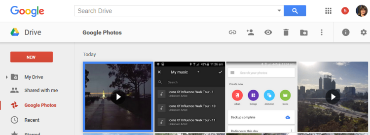 Embedding videos from Google Photo into posts – Sue Waters Blog