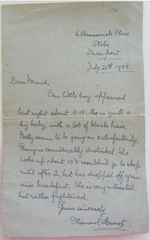 Ockerby letter